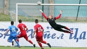 Левски надви ЦСКА при дублиращите отбори след обрат (видео+галерия)