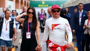 Кими Райконен: Не искам синът ми да се състезава във Ф1
