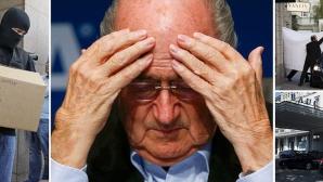 Шефът на Футболната асоциация на Англия призова Блатер да си подаде оставката