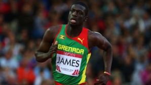 Кирани Джеймс може да участва на националния шампионат на Тринидад и Тобаго