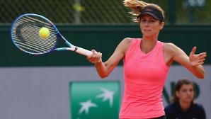 """Пиронкова отново не загуби сет и е в третия кръг на """"Ролан Гарос"""""""