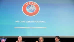 Етичната комисия на ФИФА отстрани маркетинг мениджъра Аалън Дейвидсън
