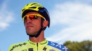 Контадор увеличи преднината си в генералното класиране
