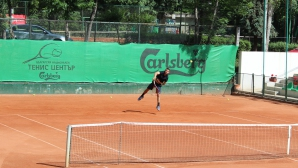Трендафилов и Търпов на 1/2-финал на двойки в Босна и Херцеговина