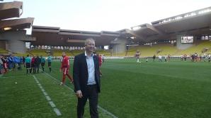 Вицепрезидентът на Монако увърта за Бербатов