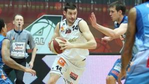 Гюсинг на Костов и Янев загуби втората среща от финала в Австрия