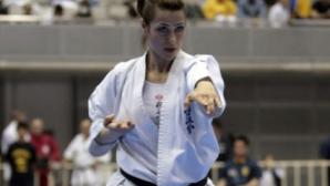 Световната шампионка по карате киокушин Гергана Апостолова прекратява кариерата си