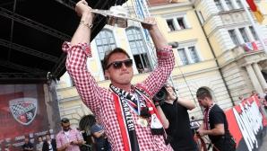 Новак в Бундеслигата отдаде дължимото на треньора си