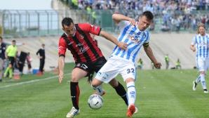 Пескара взе предимство в полуфиналния плейоф срещу Виченца