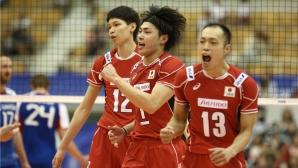 Япония обърна Чехия с 3:1 в Окаяма