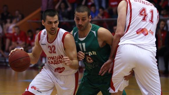 Христо Захариев е MVP на финалната серия