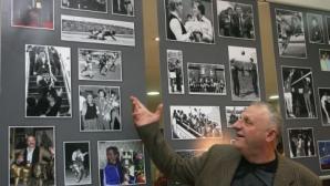 """Легенди на спортната фотография откриват изложба с уникални снимки на стадион """"Васил Левски"""""""