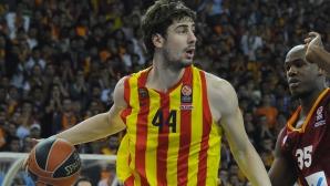 Анте Томич подписа нов договор с Барселона