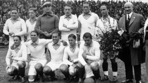 """""""От скрина"""": Първият реализатор на СП пътува за Уругвай с разрешително, после лежи в нацистки плен"""
