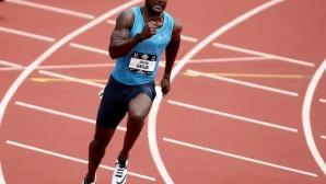 Гатлин най-бърз в сериите на 200 метра на първенството на САЩ