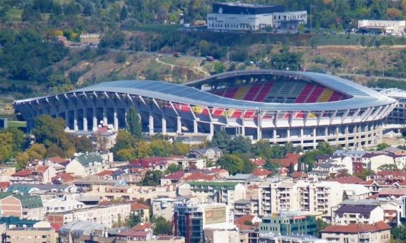 Скопие ще приеме финала за Суперкупата на Европа през 2017-а