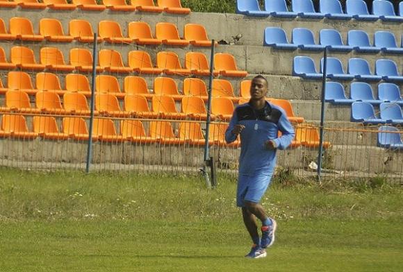 Холандец с първа тренировка за Левски в Самоков