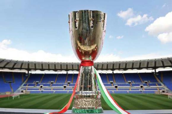 Суперкупата на Италия ще се играе на 8 август