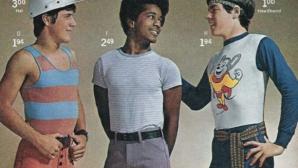 Мъжката мода преди години