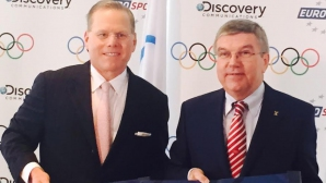 Олимпиадата се завръща по Евроспорт!