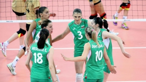 Ева Янева и много млади волейболстки в тима ни за турнира в Пуерто Рико