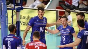 Франция на финалите във Варна след 10-а поредна победа (ВИДЕО)