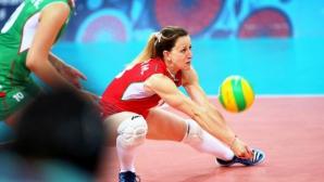 Мария Филипова се завръща в Азербайджан