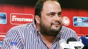 Олимпиакос запазва мястото си в Шампионската лига
