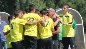 Ботев (Пд) е новият шампион на България