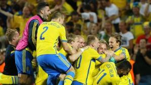 Швеция е новият европейски шампион за младежи (видео)