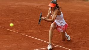 Евтимова с победа в първия кръг в Полша