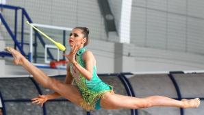 """ФИГ удостои Мария Матева със званието """"Гимнастичка от световна класа"""""""