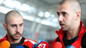 Близнаците Братоеви: Не е нужно да се правят интриги с националния отбор