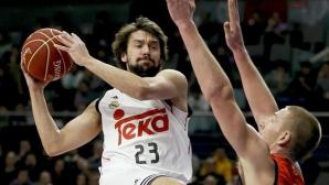 Серхио Люл отряза Хюстън и остава в Мадрид