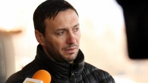 Първата цел пред новия директор на Ботев: Победа над Левски