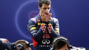 Даниел Рикардо приема интереса от Ферари като комплимент