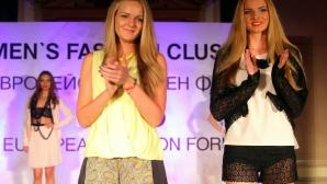 Дъщерята на Мартин Стоев дебютира на модния подиум
