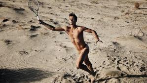 Голотата плъзна като зараза в мъжкия тенис, кой ще е следващият?