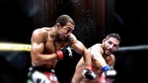 Жозе Алдо отпада окончателно от UFC 189 срещу Конър Макгрегър, сменя го Чад Мендез