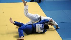 Първи медал за България от Европейското първенство по джудо в София