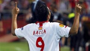 Бразилец е новата деветка в Милан, Бака си взе късметлийски номер