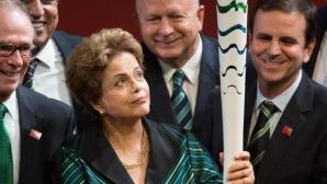 Избраха факела на олимпиадата в Рио