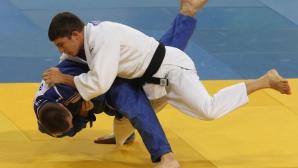 Двама българи в битка за медалите на европейското по джудо