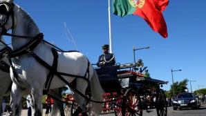 Еузебио бе положен с почести в Националния пантеон на Португалия
