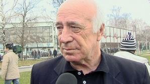 Кирил Ивков напуска огорчен Левски