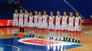 България загуби от Литва в Подгорица