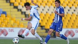 Съставът на Левски за мача с Волга, осем от титулярите юноши на клуба