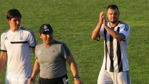 Божинов отново носи успех на Партизан (видео)