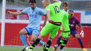 Нови попълнения спасиха Динамо (М) срещу Аякс