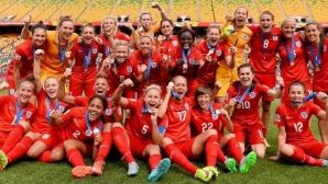 Англия би Германия за пръв път от 21 мача и взе бронз